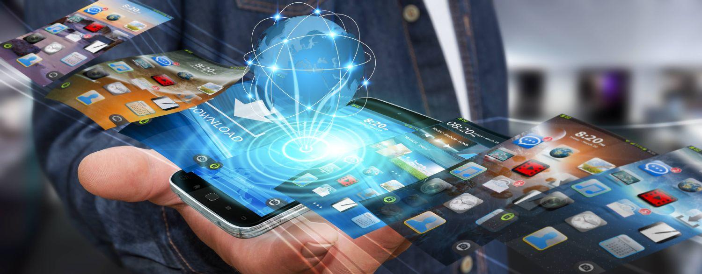 Wie das Smartphone zur Fernbedienung des Betriebs wird