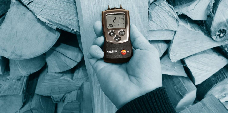 Humidity meter testo 606-2