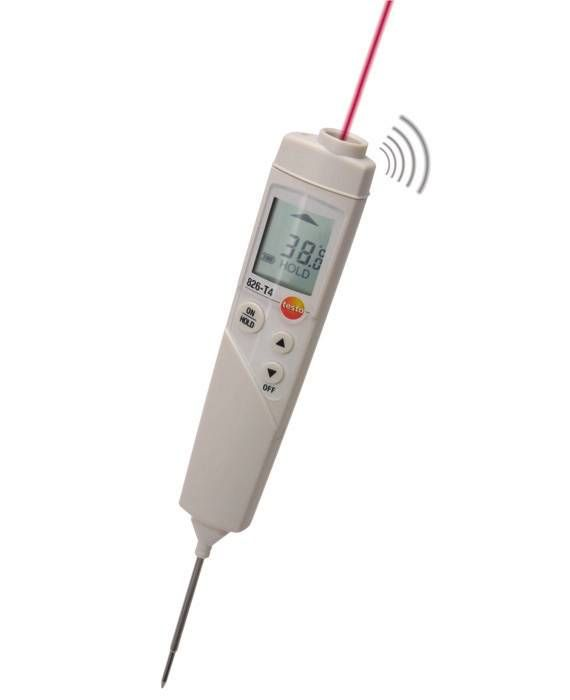 Thermomètre de pénétration infrarouge