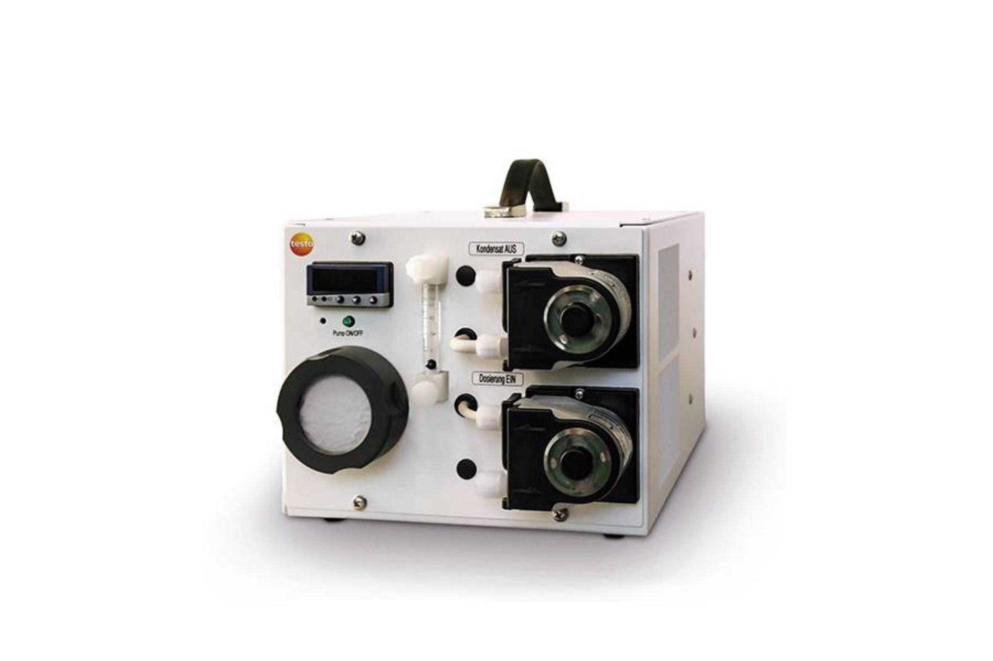 testo 3007 加酸型低损失烟气预处理采样系统