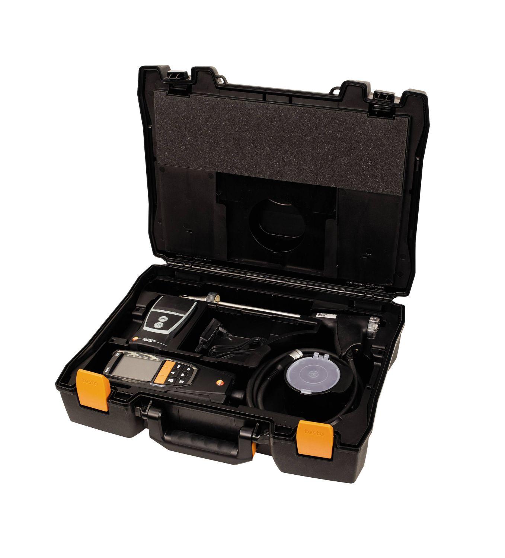 testo 320 set with printer