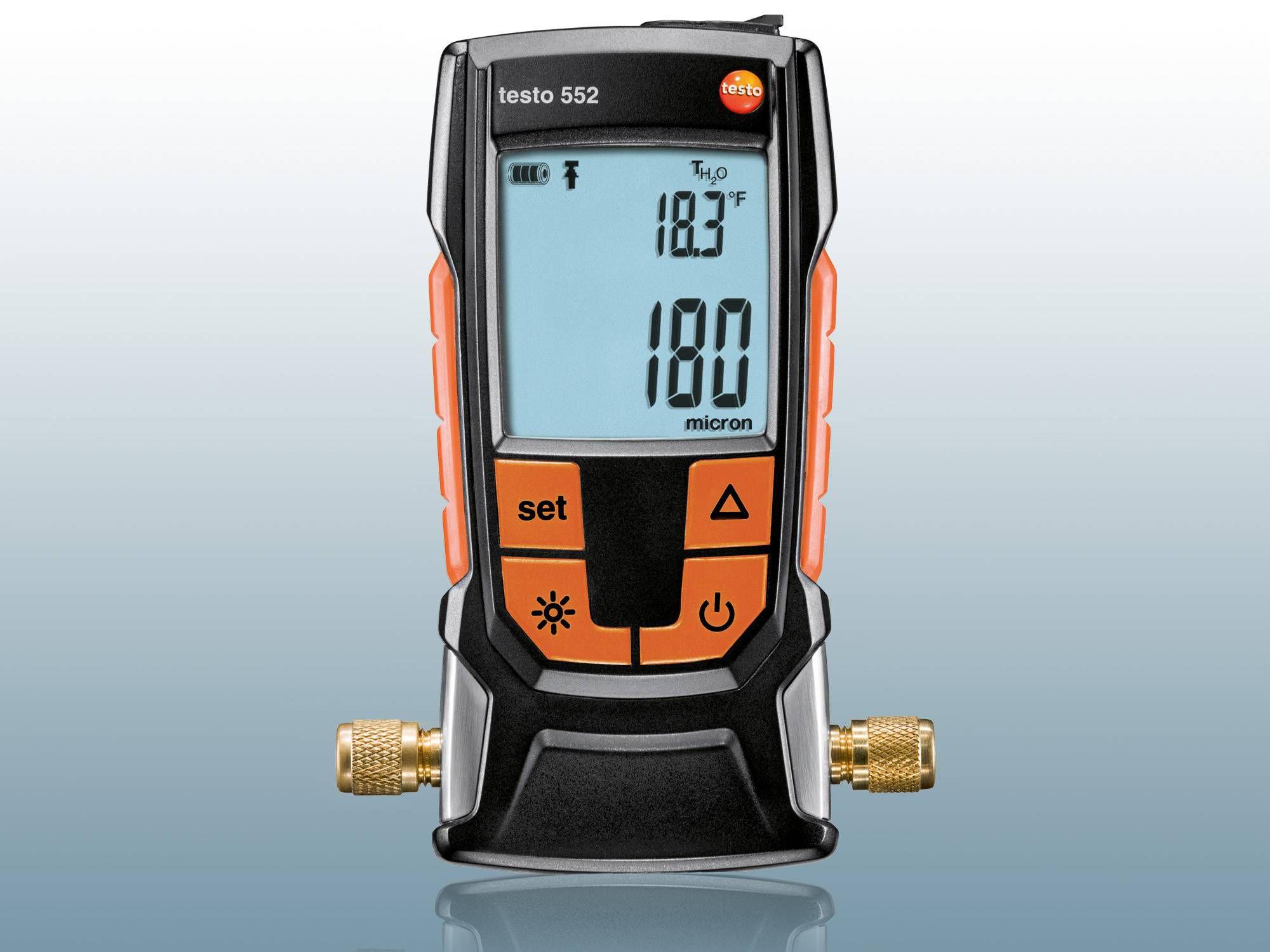 Vakum ölçüm cihazı