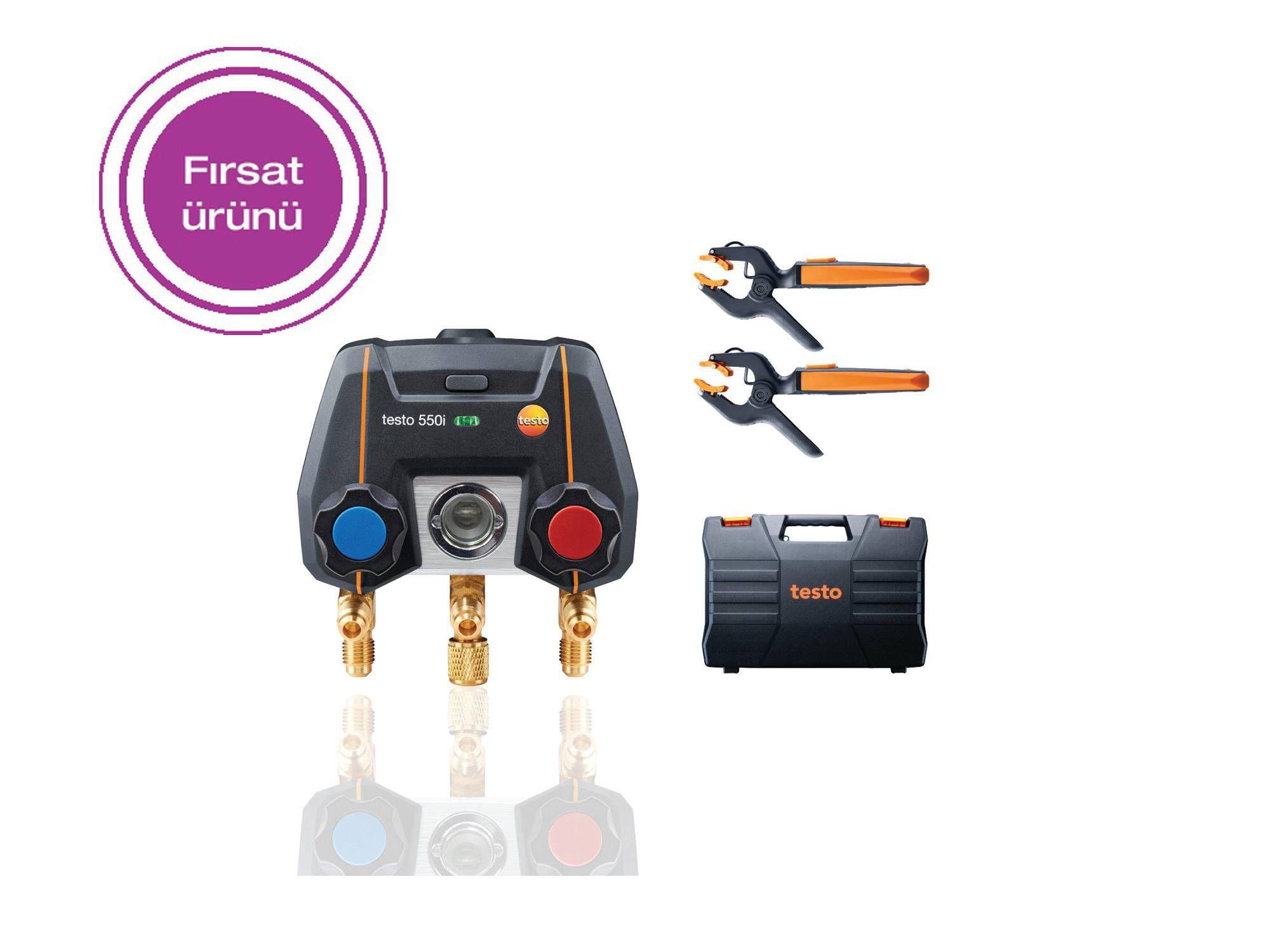 testo 550i smart kit