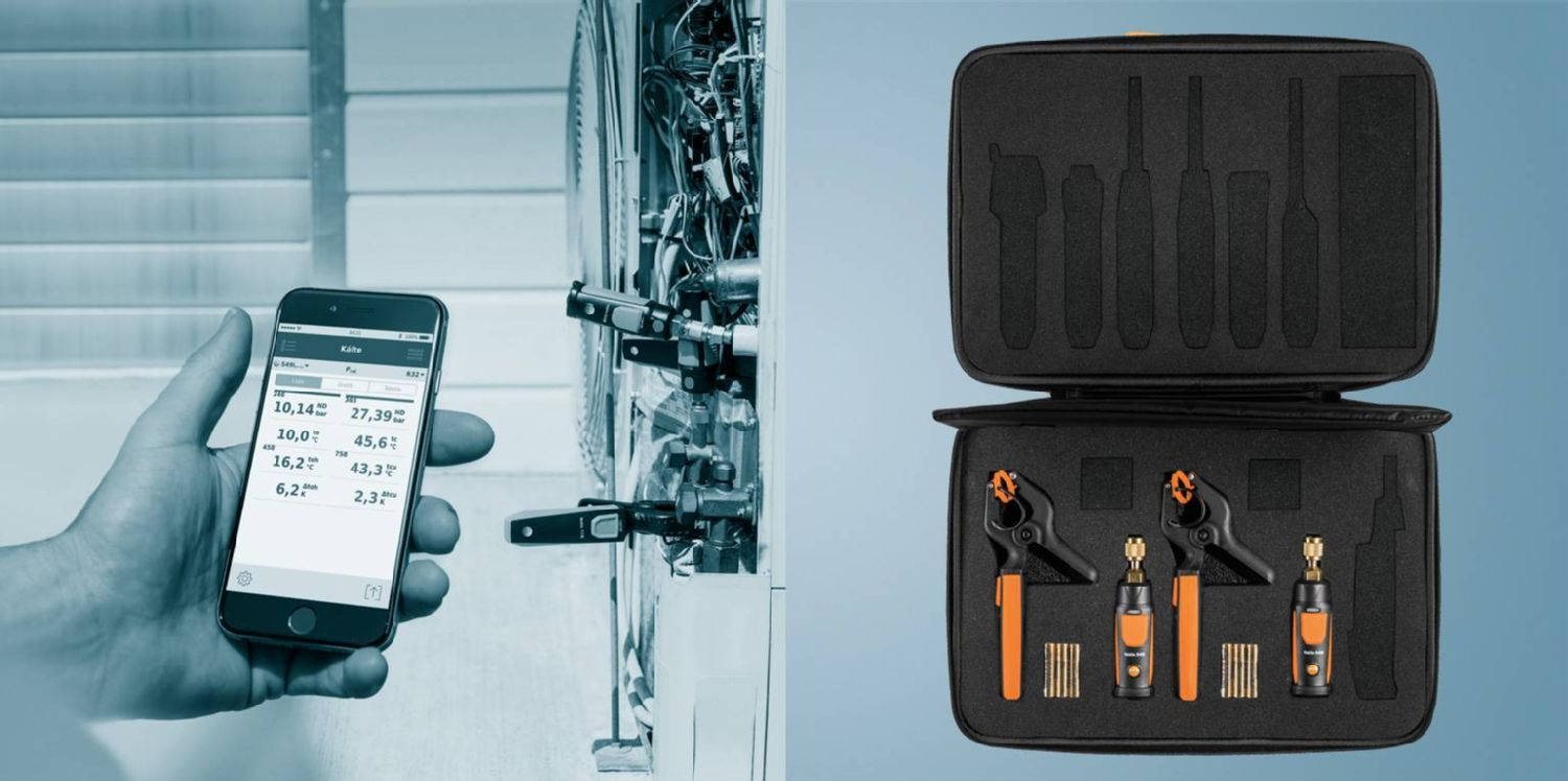 Smart Probes refrigeration kit
