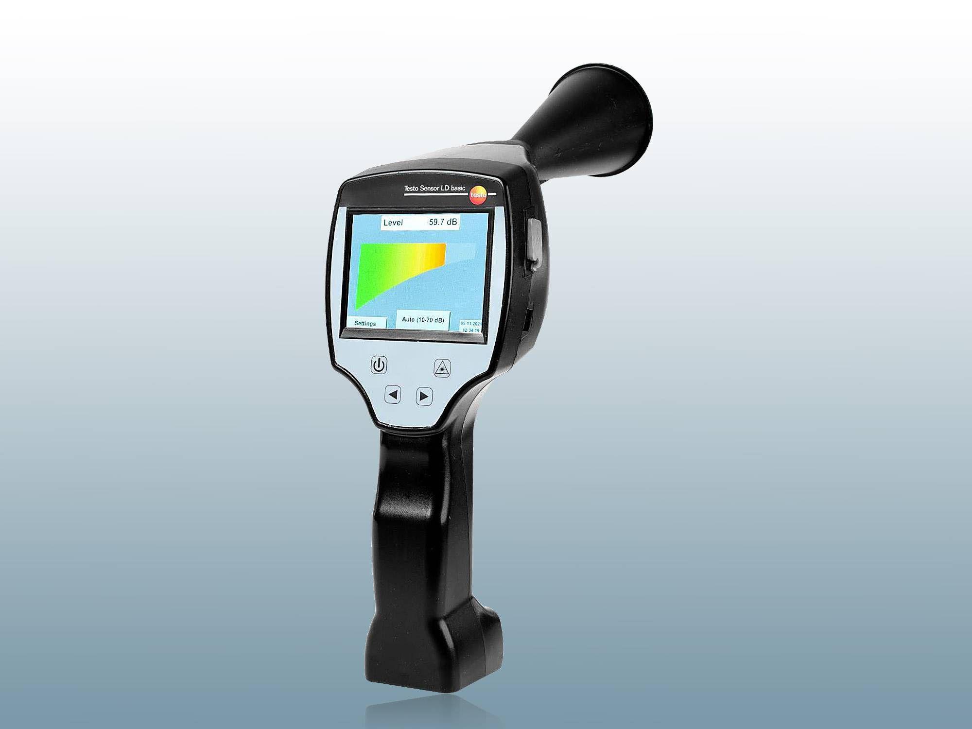 <p>testo Sensor LD</p><p>Leckage-Suchger&auml;t</p>