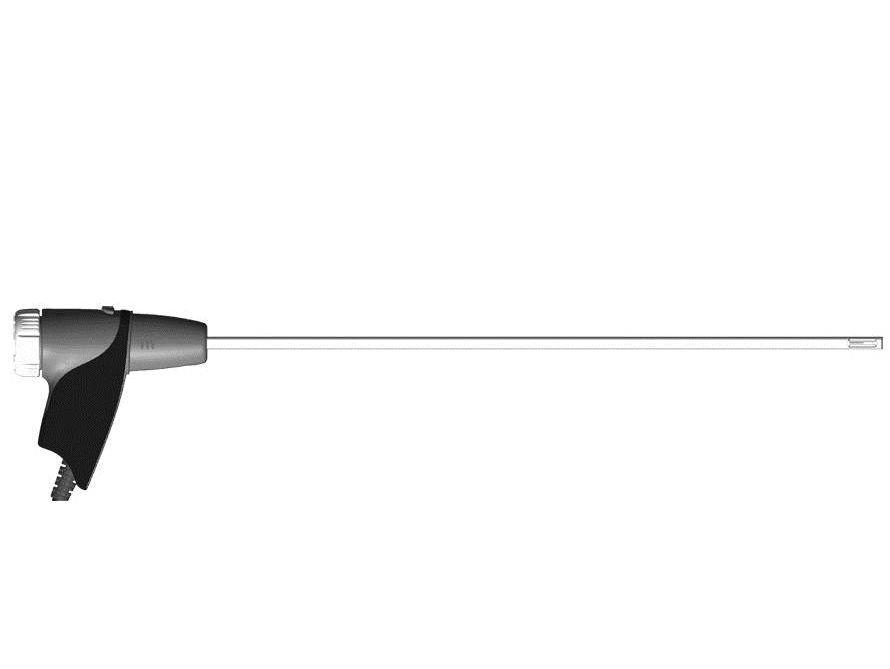 Modulaire rookgassonde, insteekdiepte 335 mm, incl. conus, t...