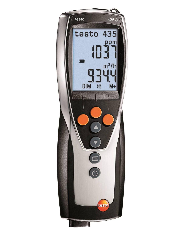 testo 435 klimaat meetinstrument