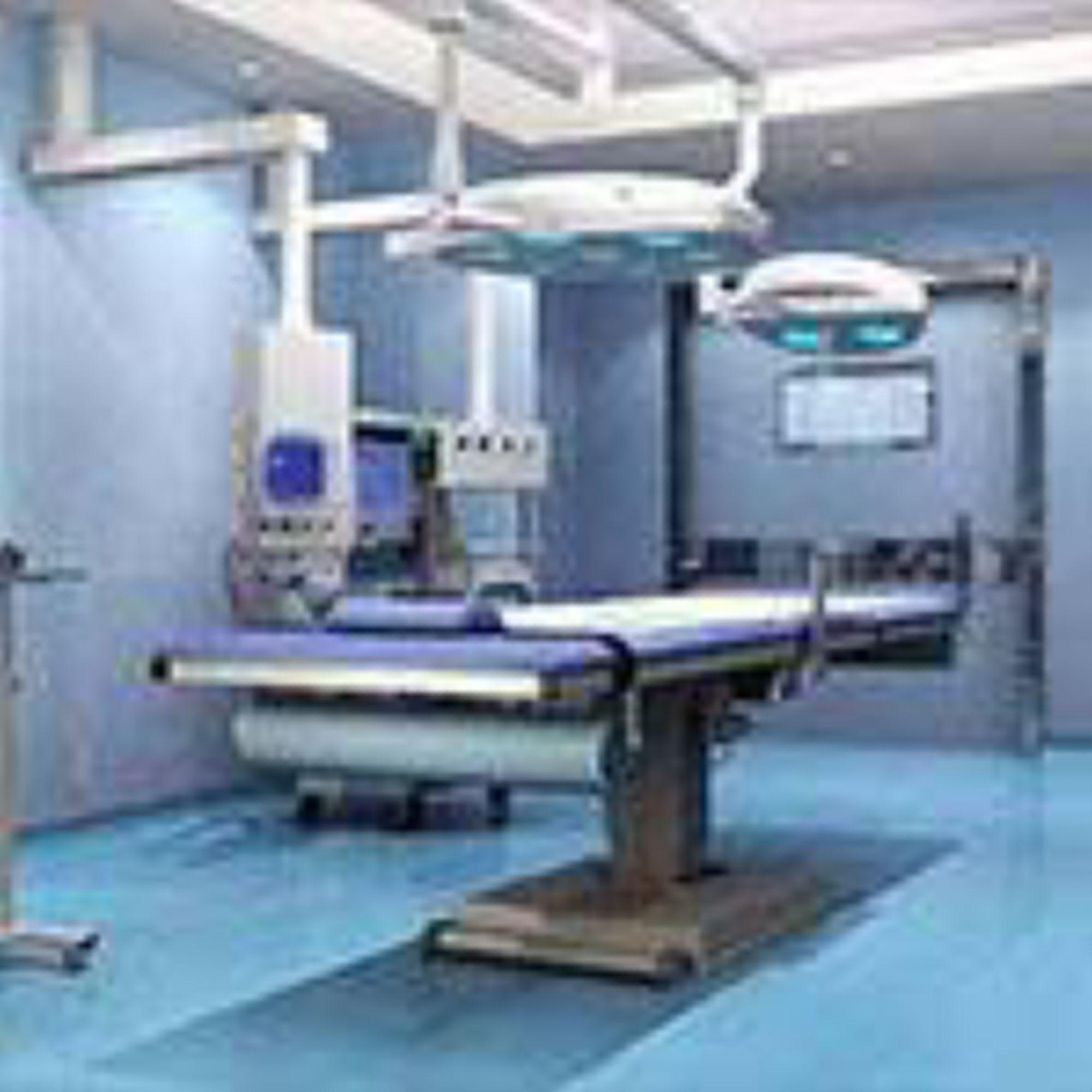 診所與醫院的恒溫恒濕監測