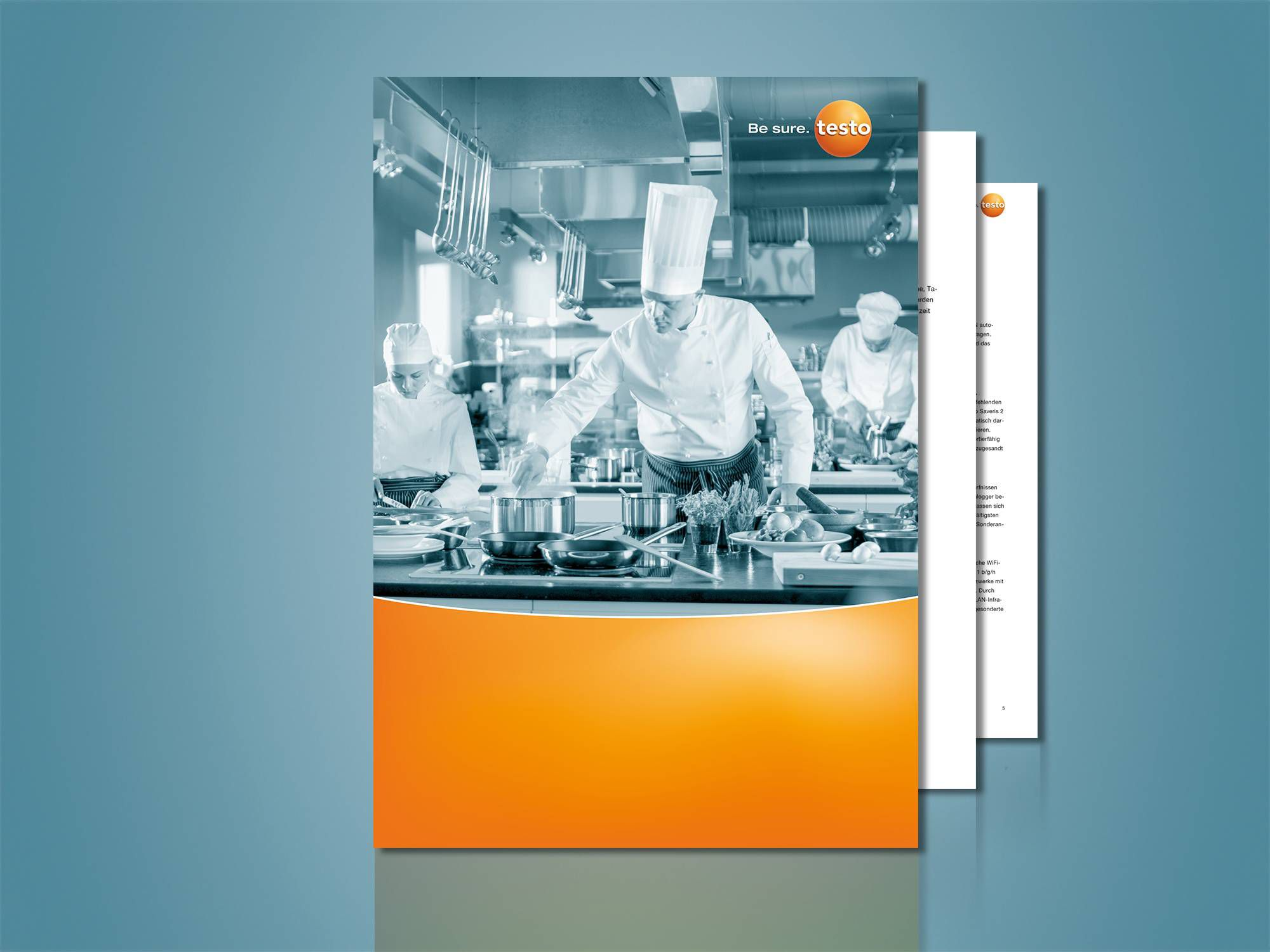 Application report food quality assurance and adherence to HACCP regulations in gastronomy