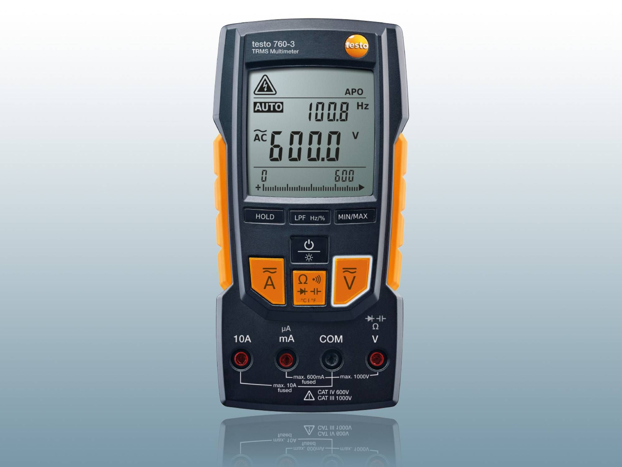 testo 760-3 - Multimètre digital