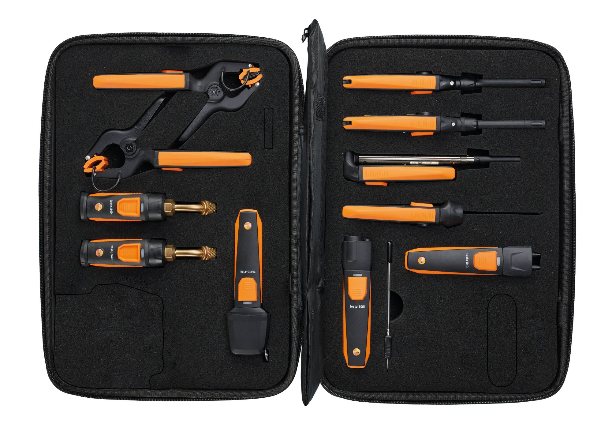 Set Ultimate HVACR testo Smart Probes