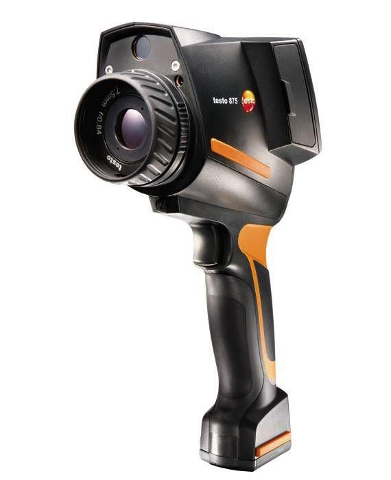Caméra thermique avec SuperResolution