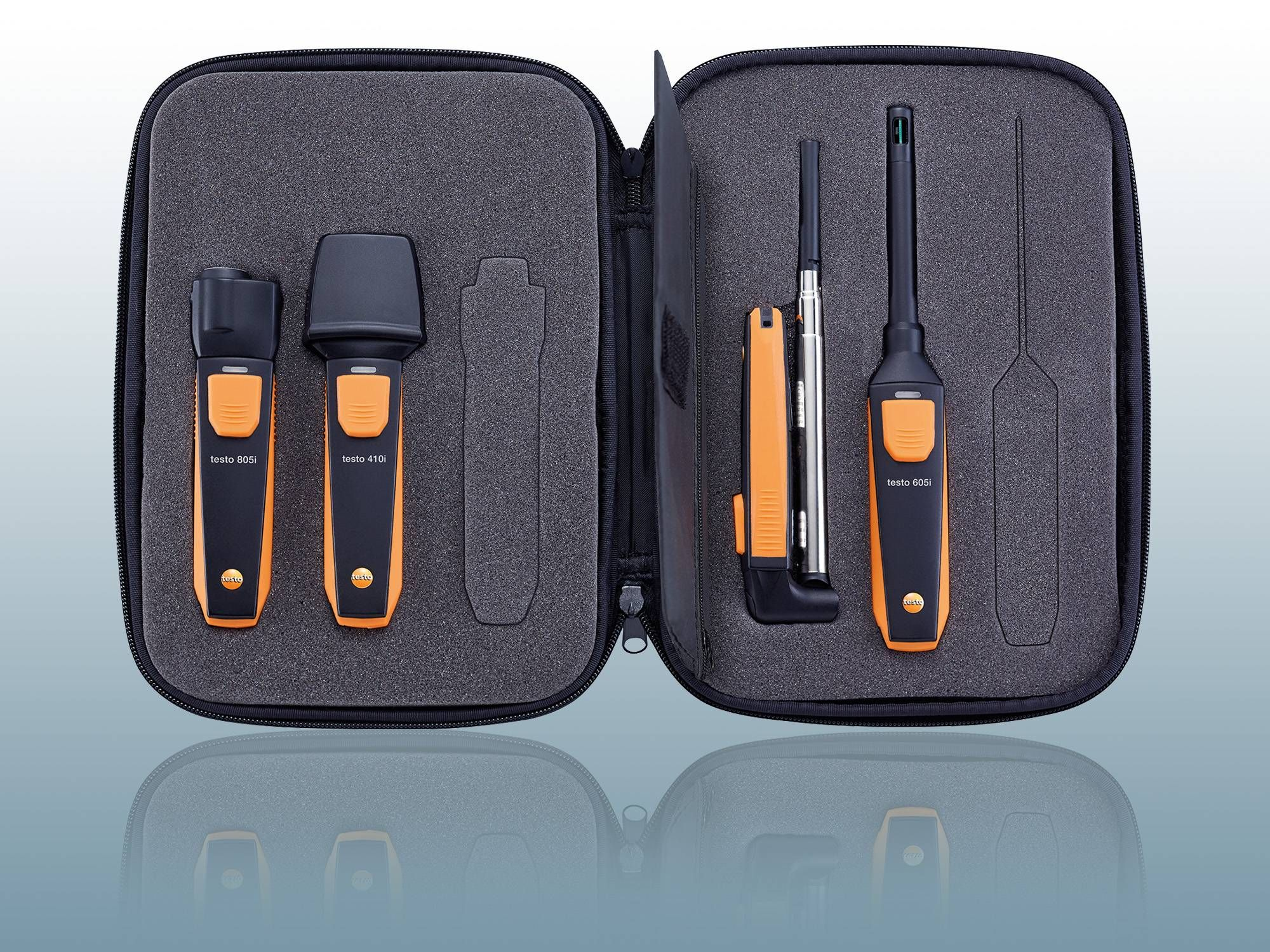 testo Smart Probes VAC kit new with extended range