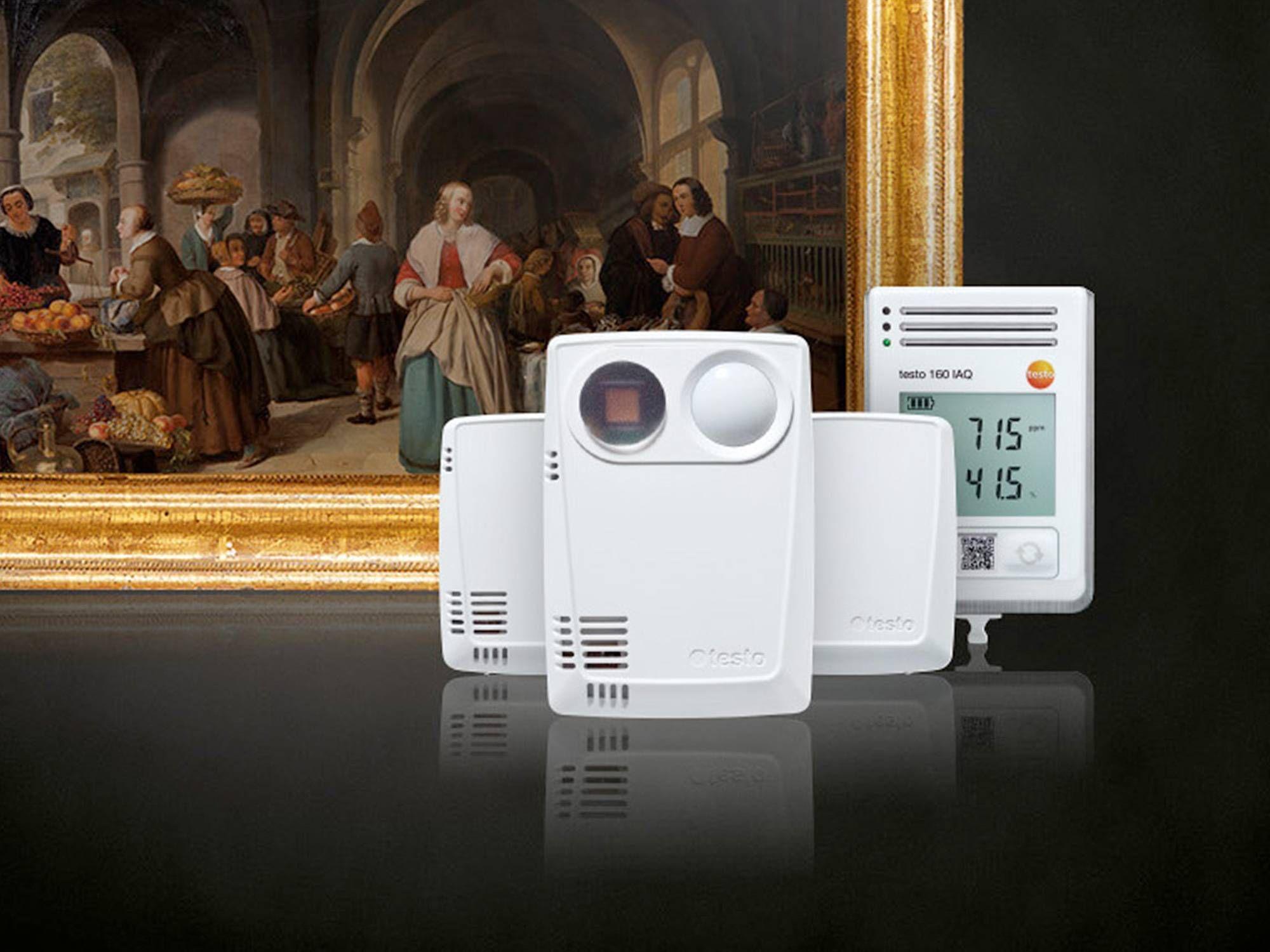 博物馆环境监测系统testo 160