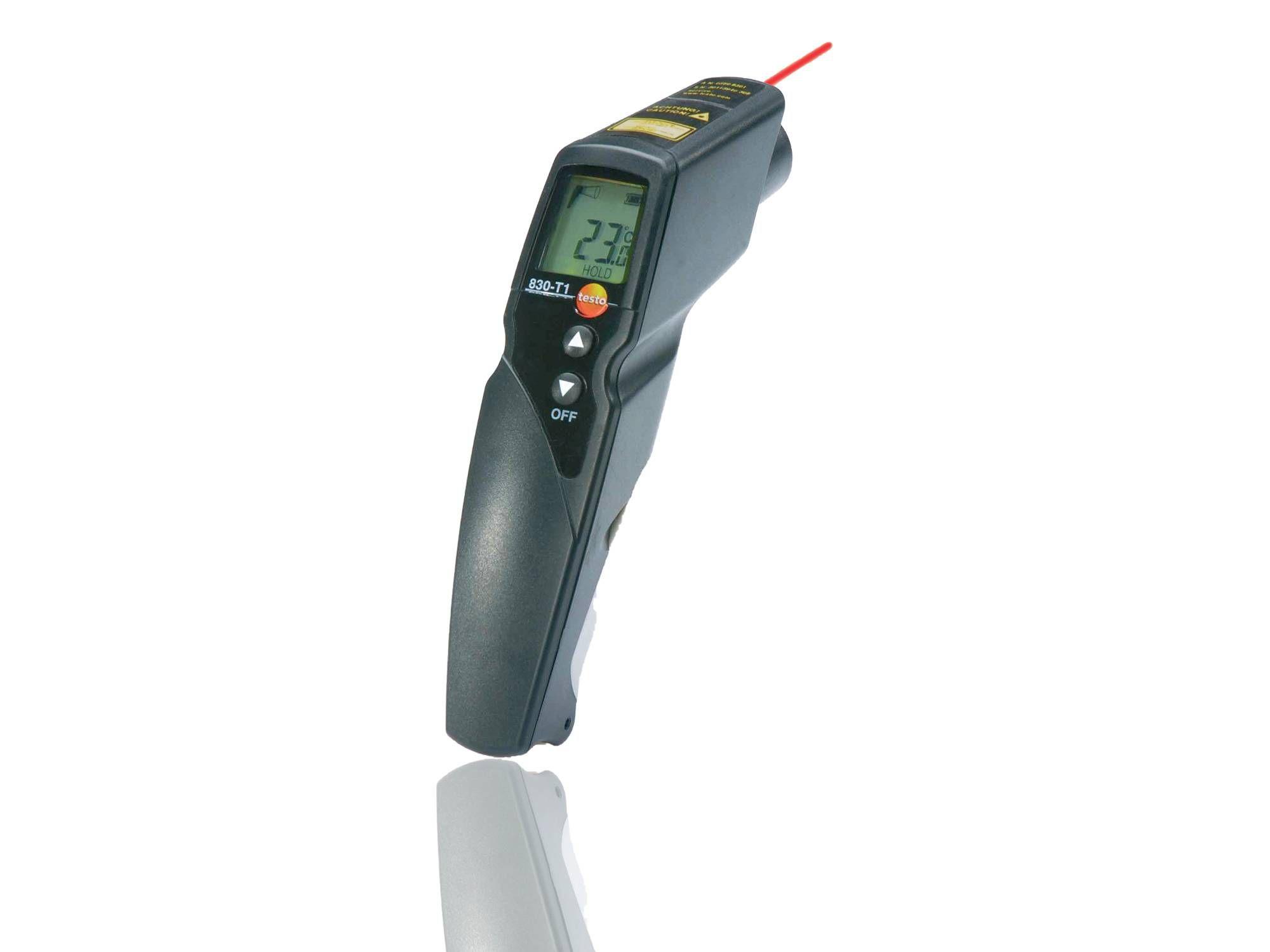 Thermomètre de pénétration pour aliments testo 108