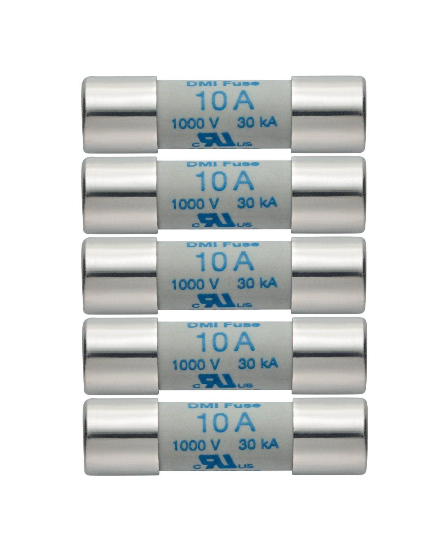 Spare fuses 10 A/1000 V 0590 0004