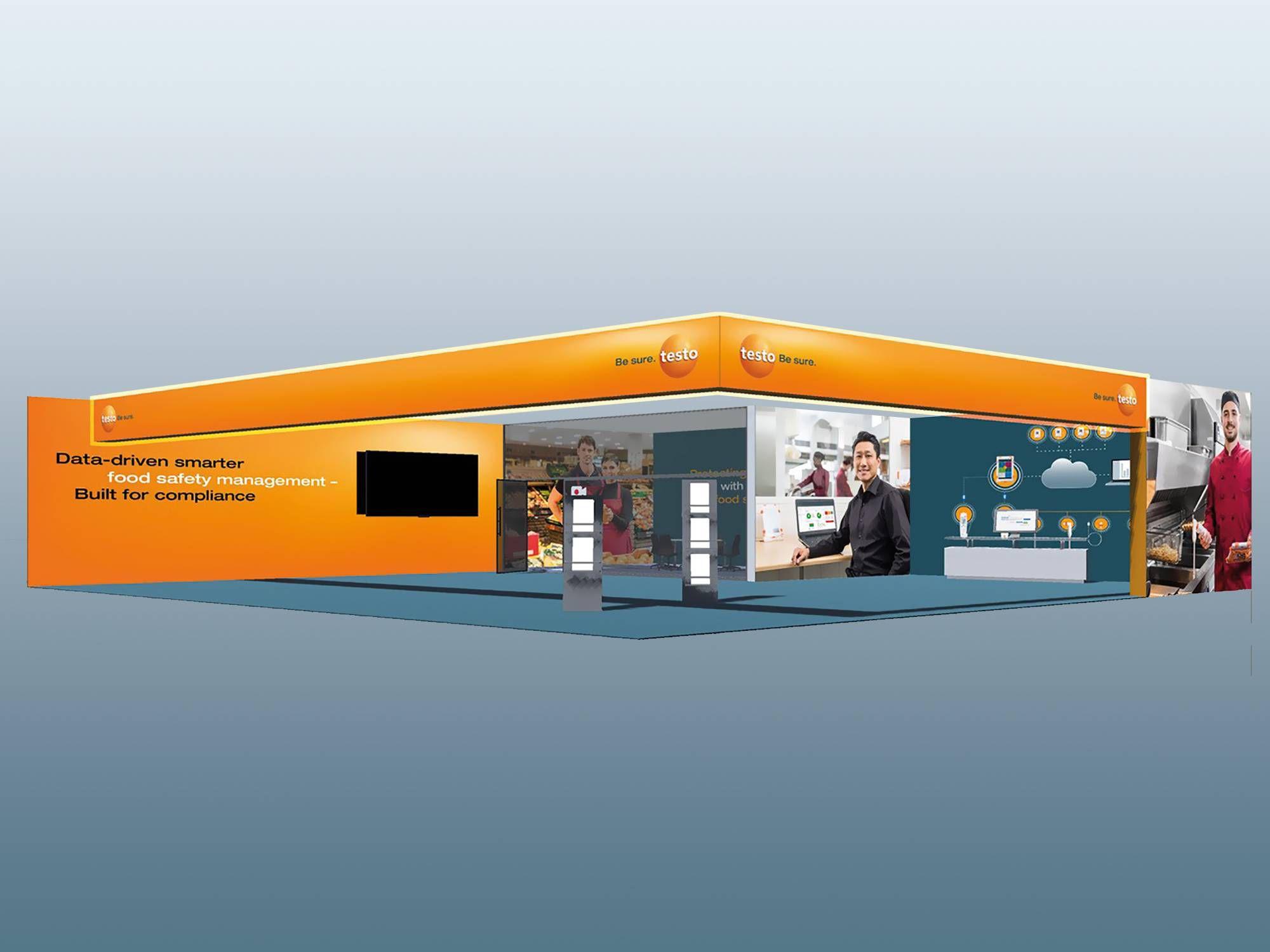 Virtual Testo booth