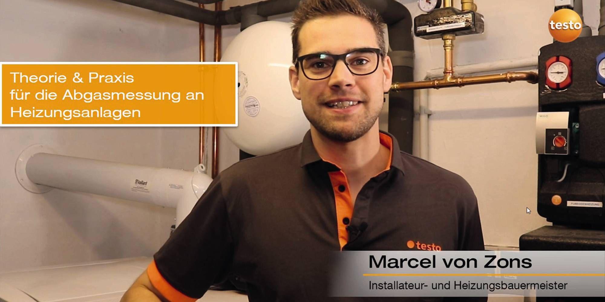 Lernvideos: Theorie & Praxis für die Abgasmessung an Heizungsanlagen