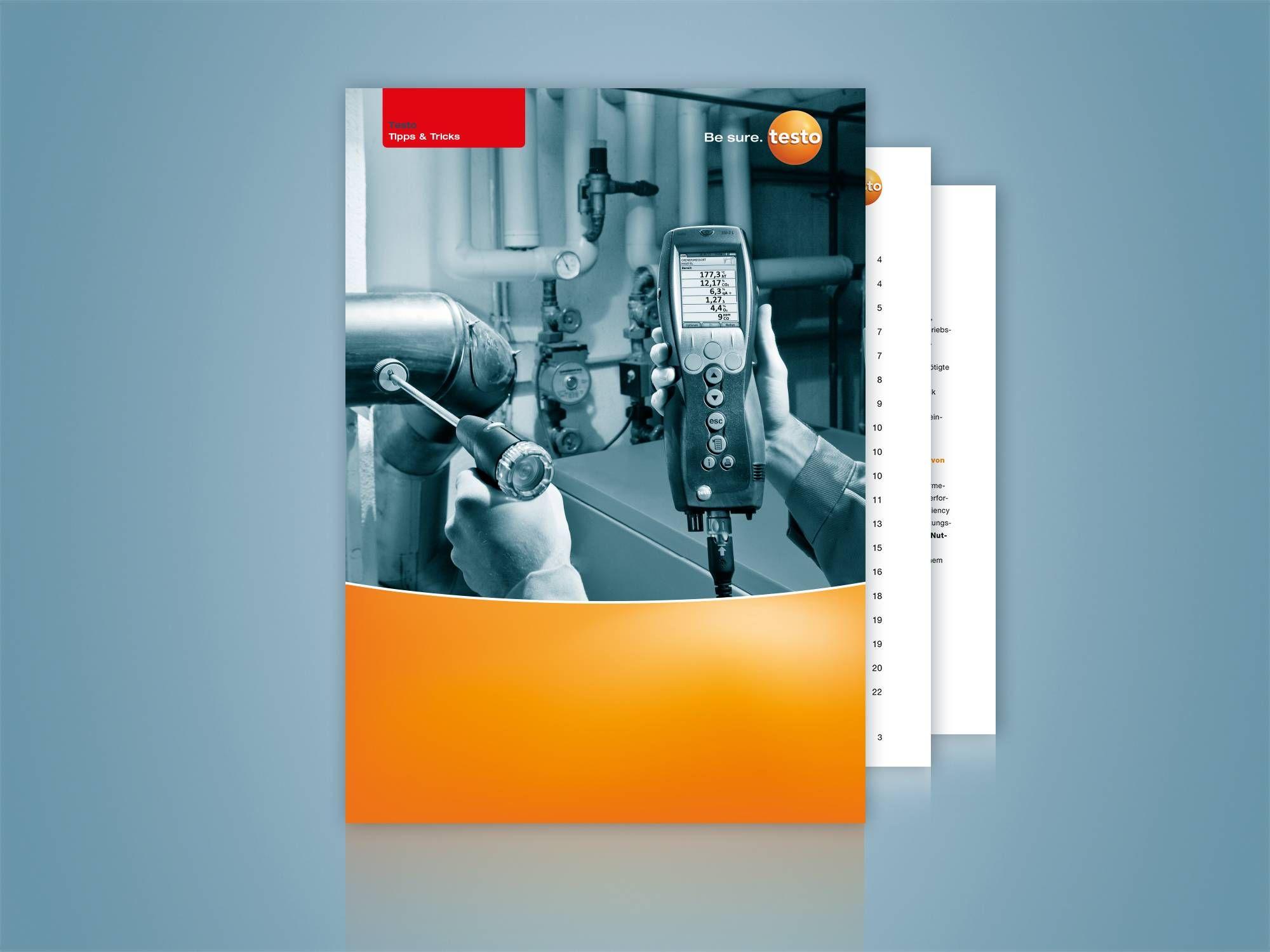 Effectuer des tâches de mesure sur les systèmes de chauffage de manière sûre et efficace.