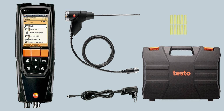 Kit professional testo 320B