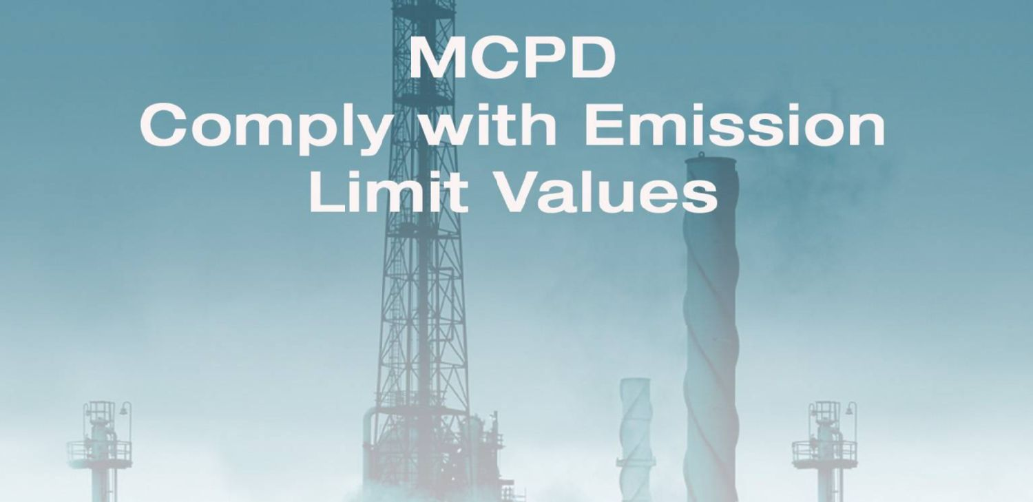 MCPD Comply with Limit Values