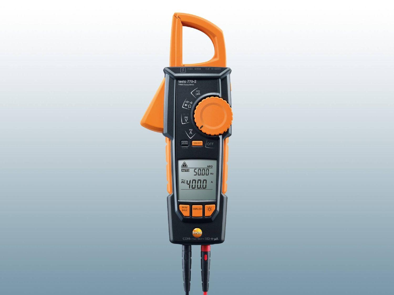 Pens ampermetre testo 770-2