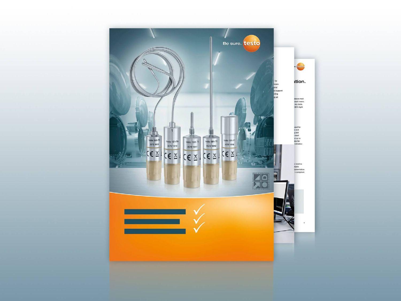 Product brochure testo 191
