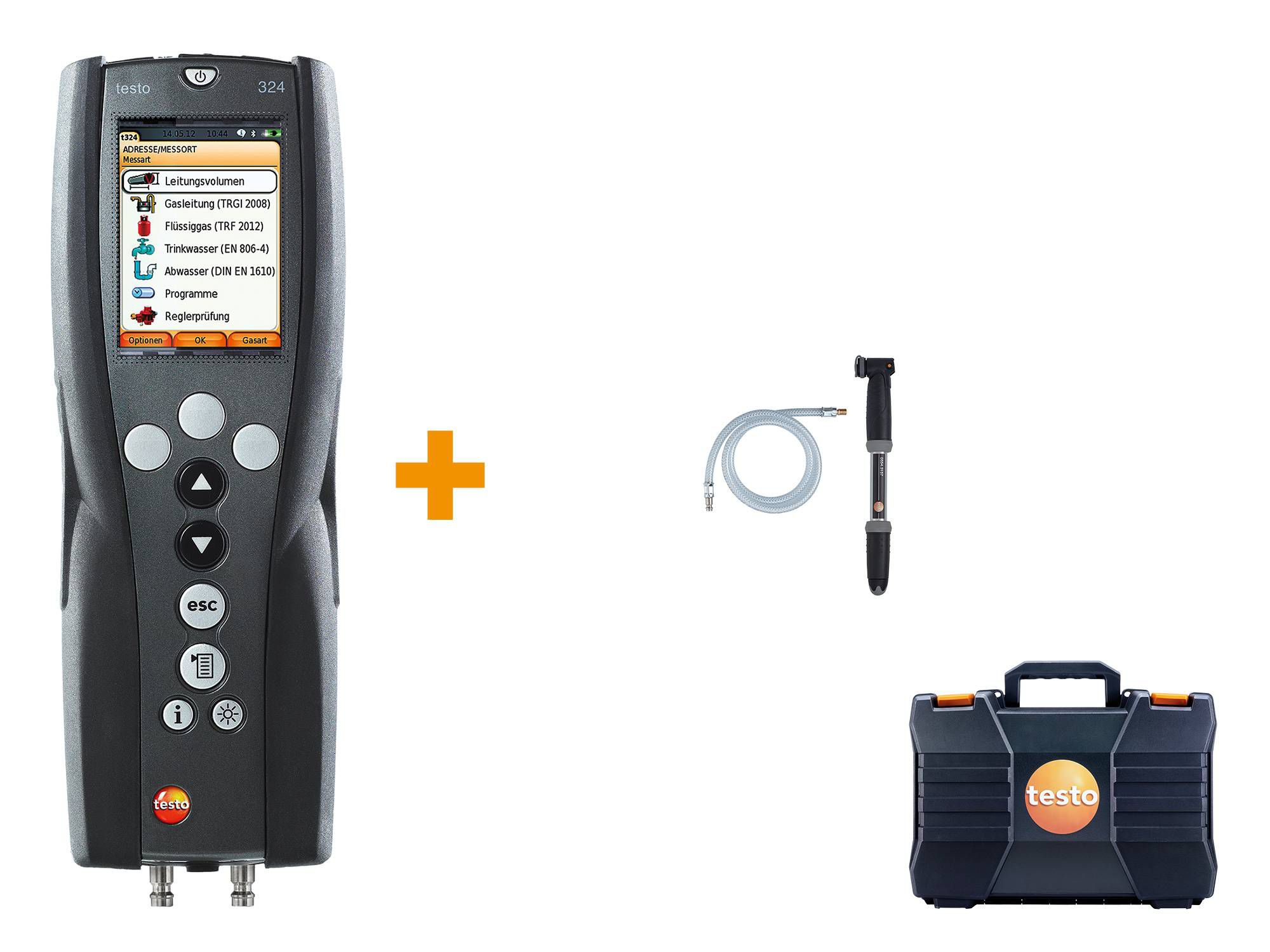 testo 324 basic set
