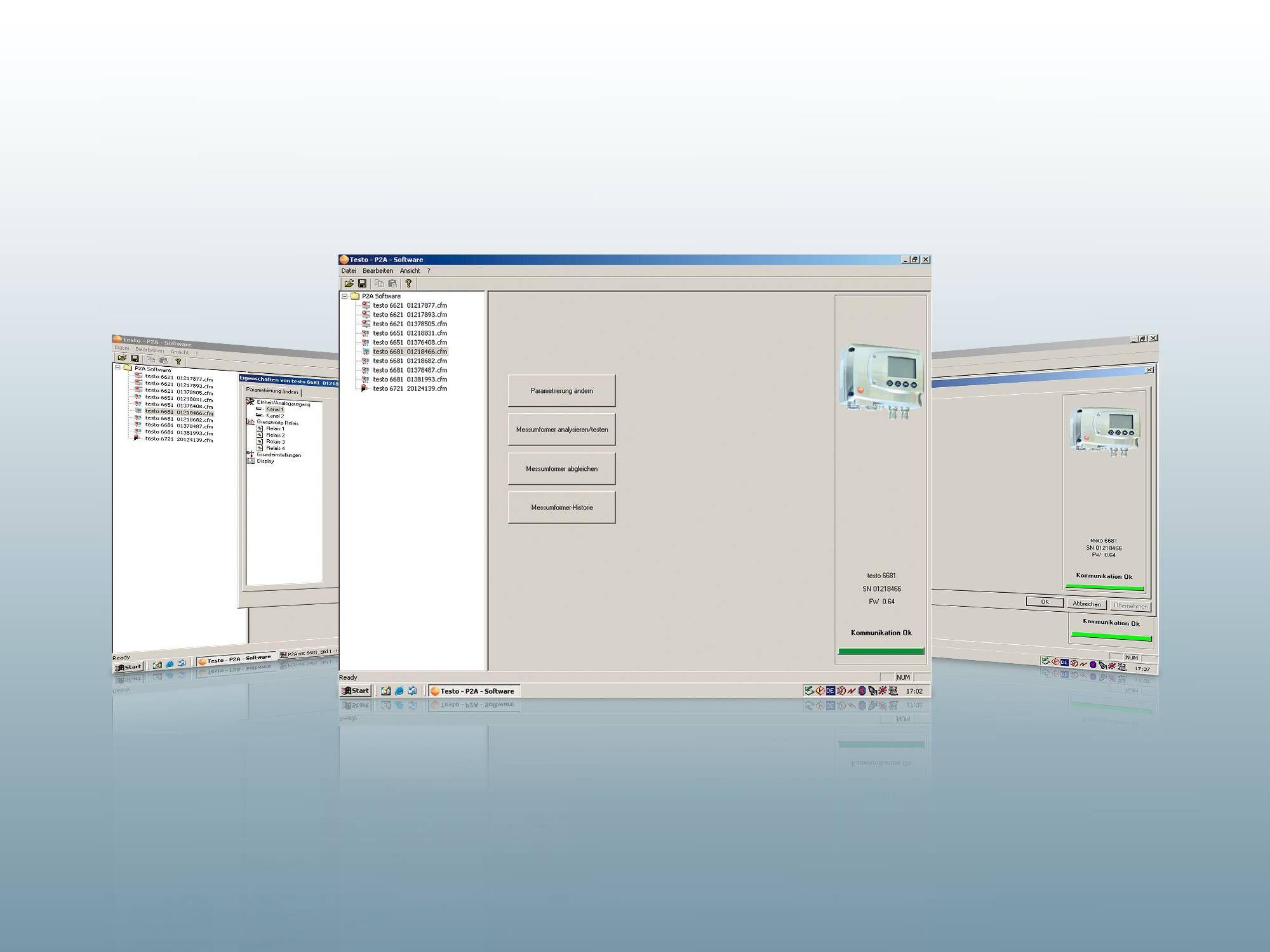 P2A-software