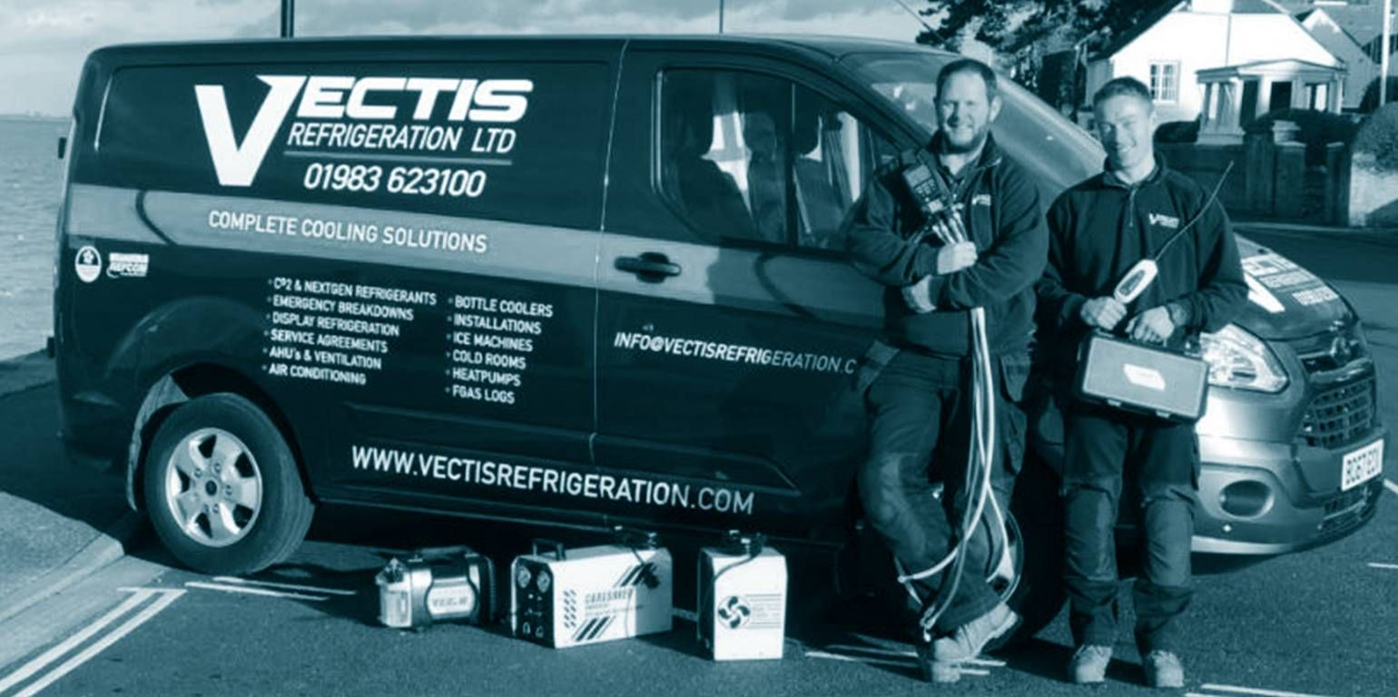 Vectis Refrigeration improve efficiency and ensure accuracy