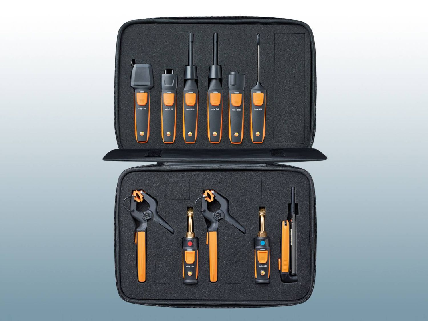 testo Smart Probes HVAC ultimate kit