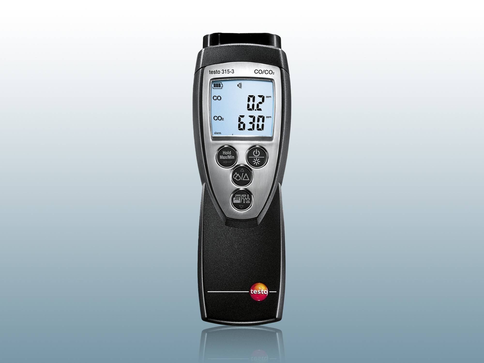 testo 315-3 CO₂ measuring instrument