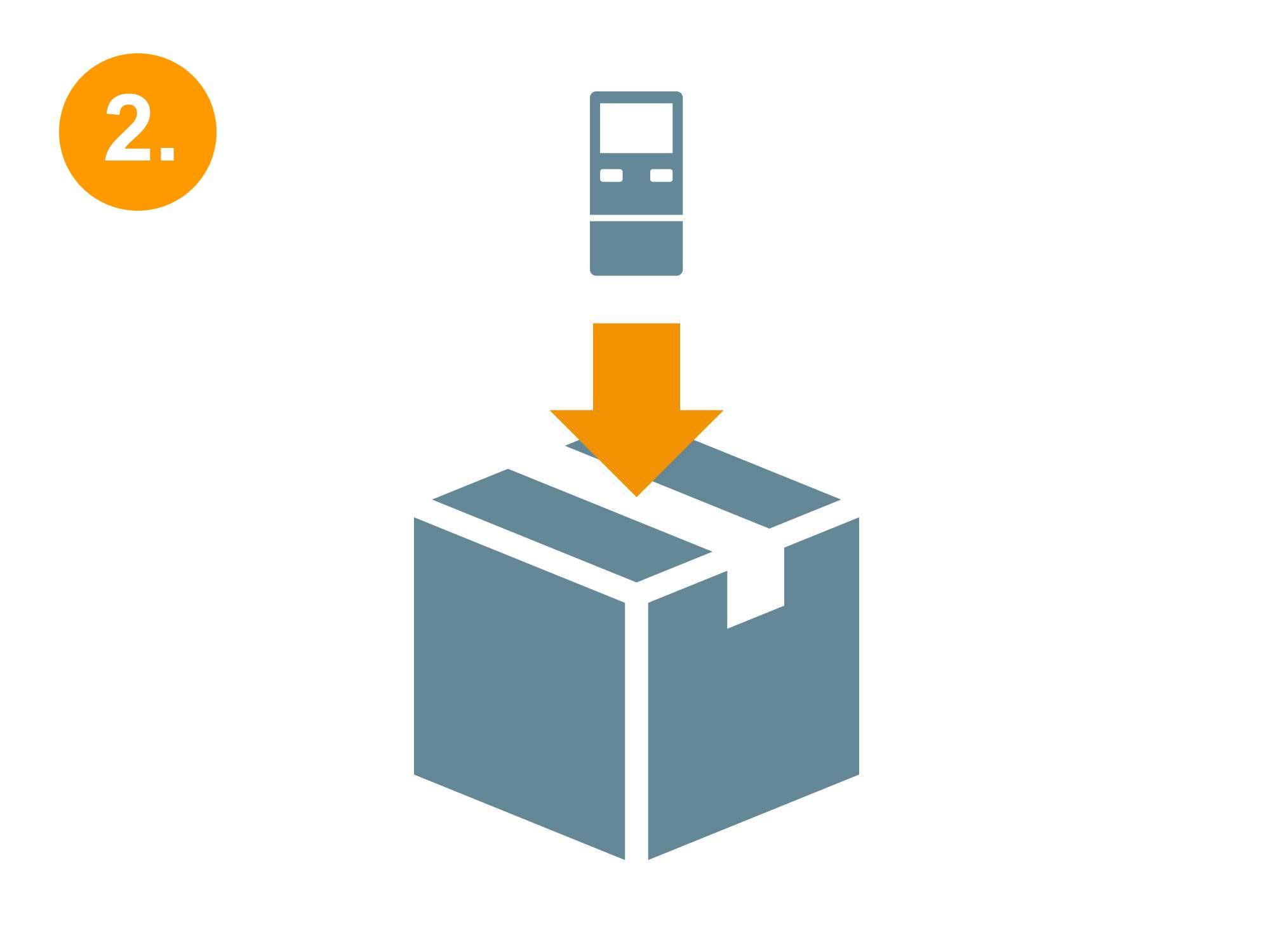 Illustration Logger/Paket