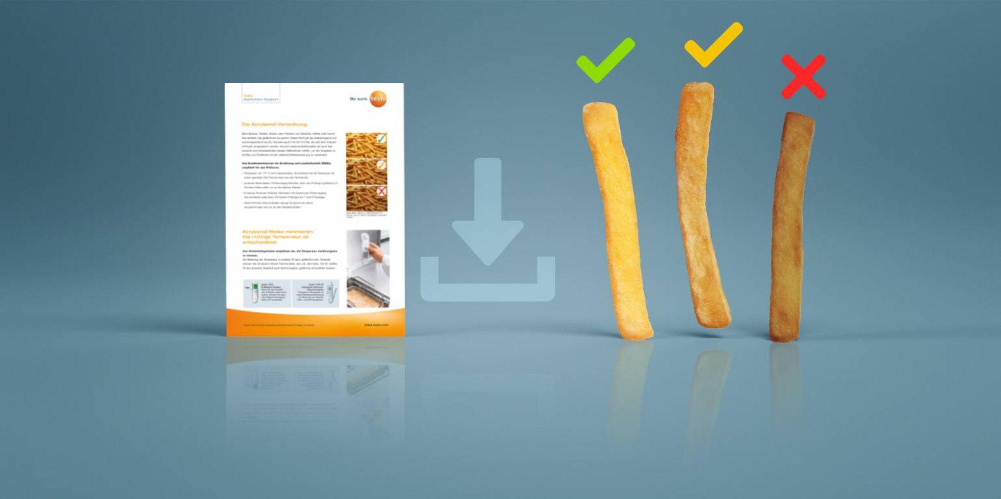 欧盟法规中关于食物中的丙烯酰胺