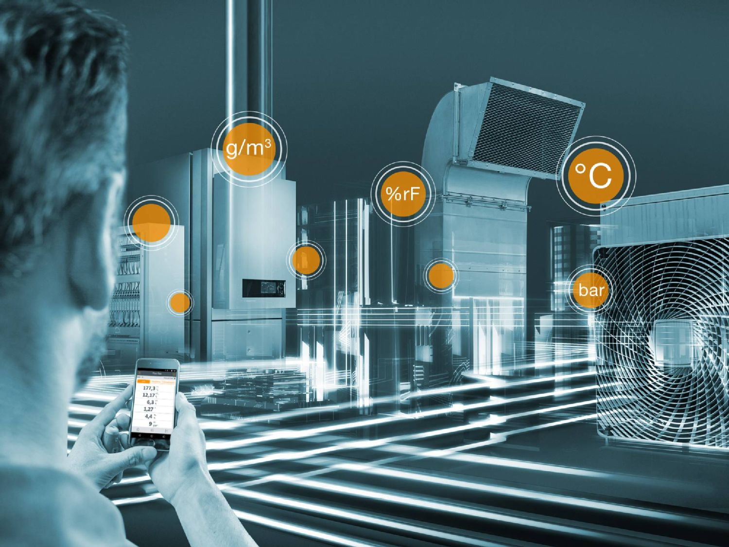 testo Smart Probes Anwendungs-Highlights