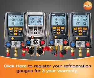 testo 557 digital manifold kit | Pressure measurement