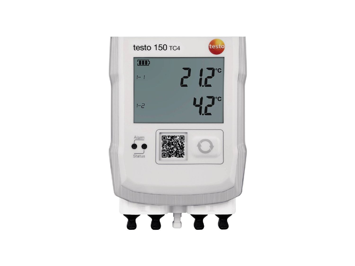 testo 150 TC4 data logger