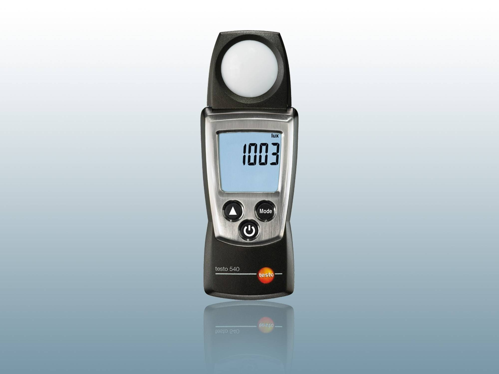 Luxmeter / Messung der Beleuchtungsstärke
