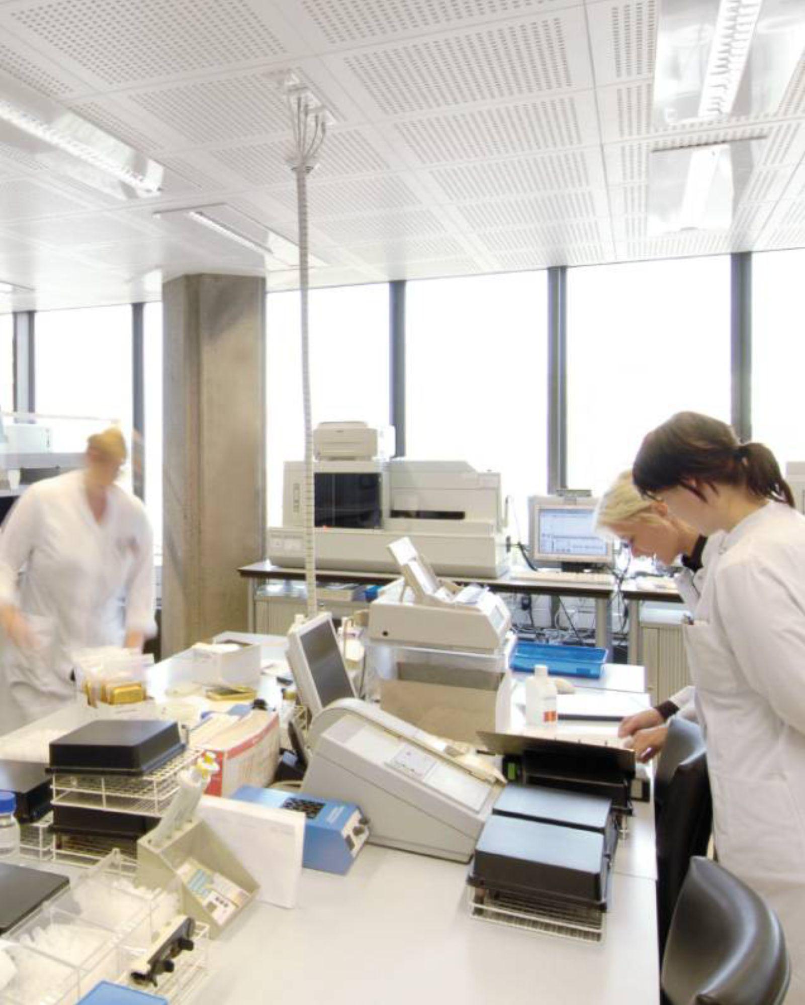 关键过程中监测温度的测试和监控所有环境参数。找到合适的测量技术,确保实验室的环境质量要求。