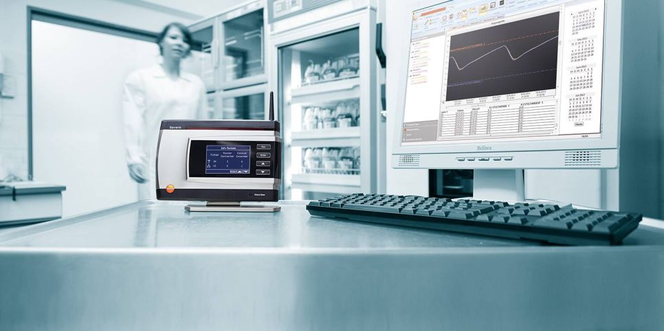 Monitoring-System testo Saveris