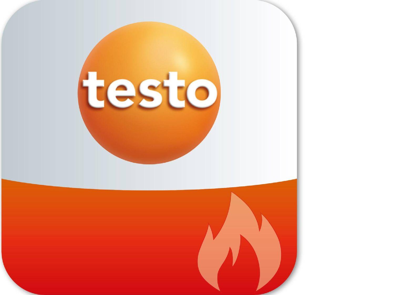 testo Combustion App