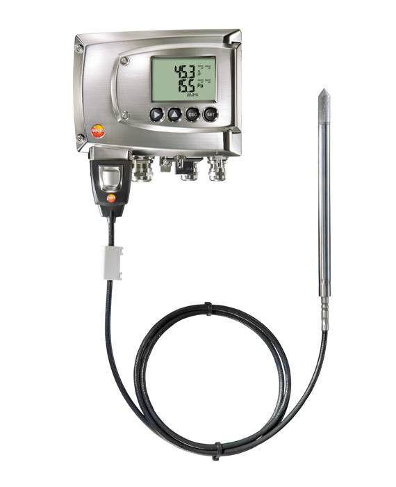 Transmetteur de pression différentielle avec calcul d'écoulement