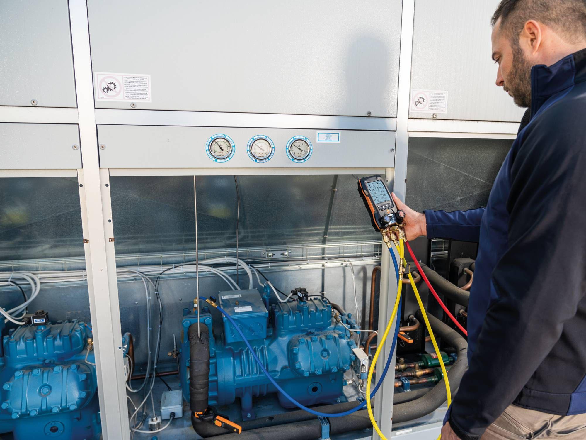 Tecnología de refrigeración