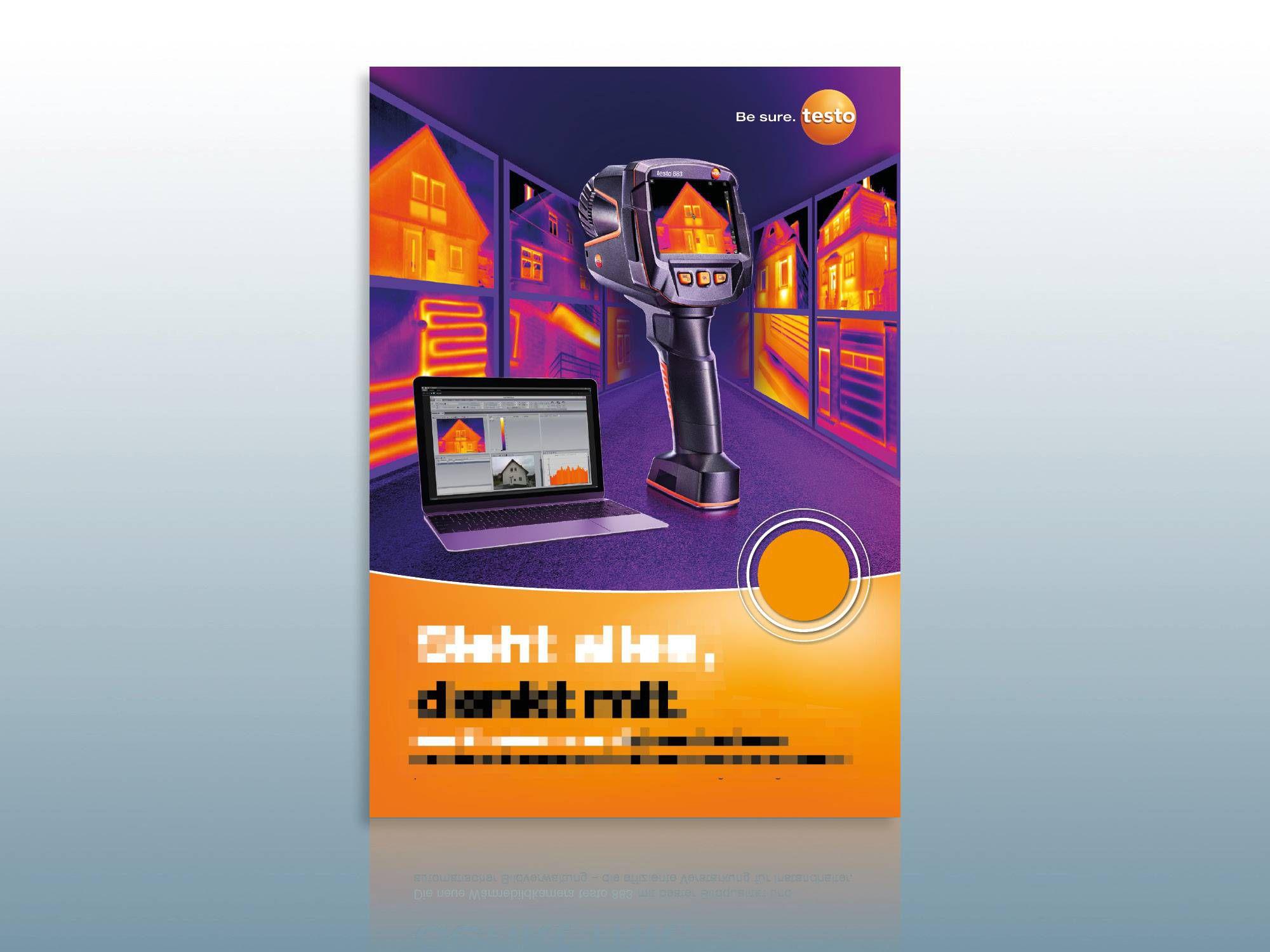 Brochura testo 883