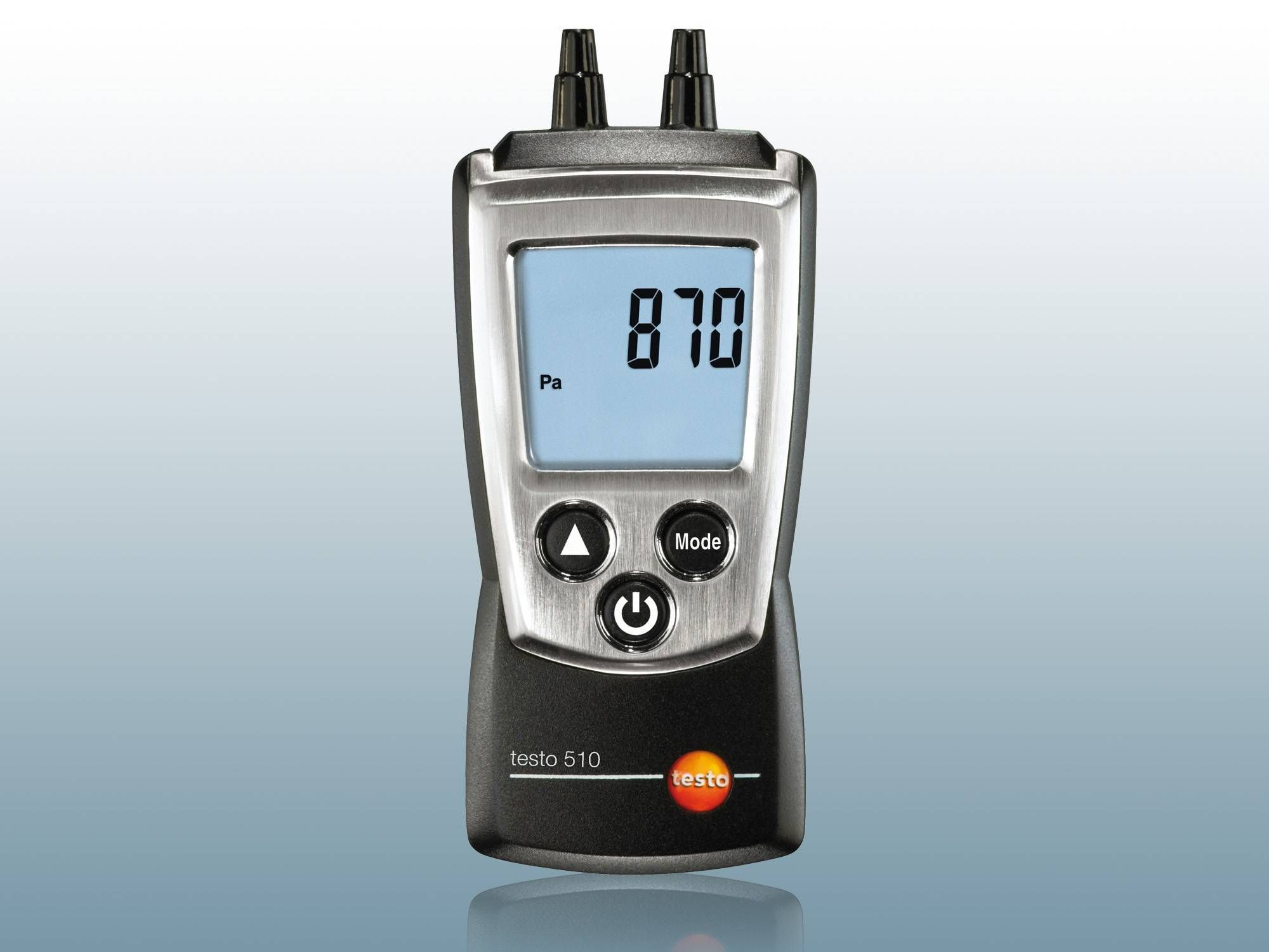 testo 510 kit - differential pressure measuring instrument