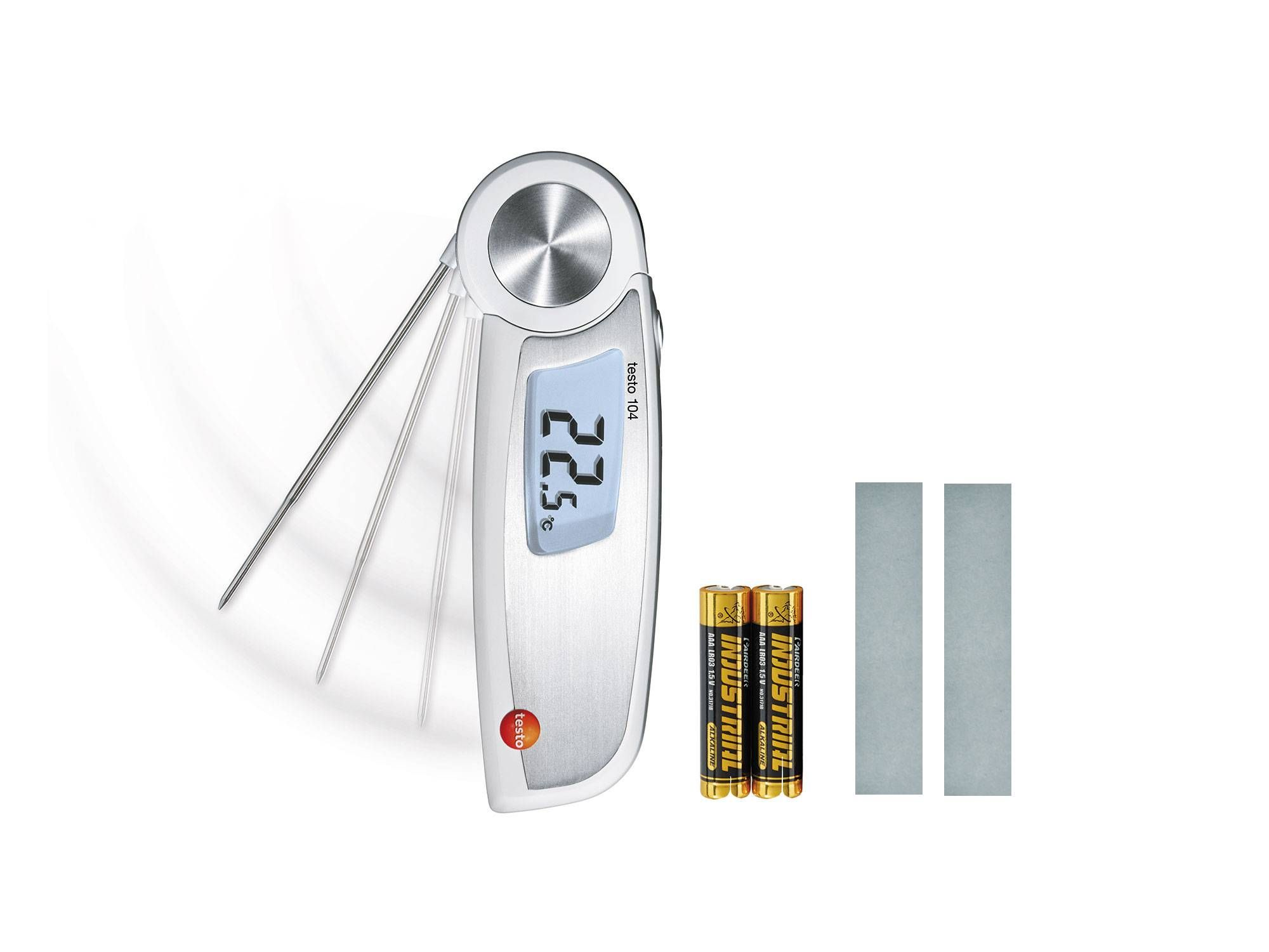testo 104 - Waterproof thermometer