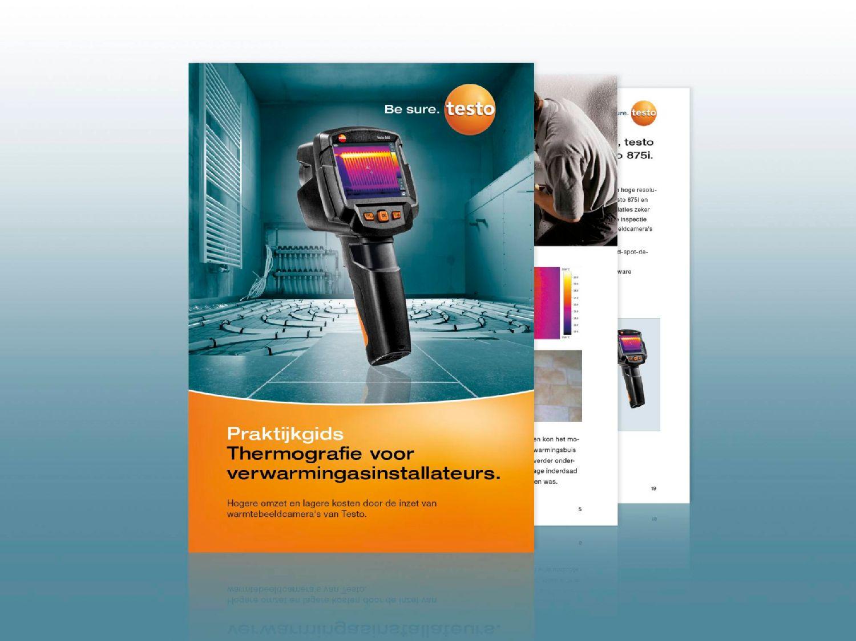 Praktijkgids thermografie voor verwarminginstallateurs