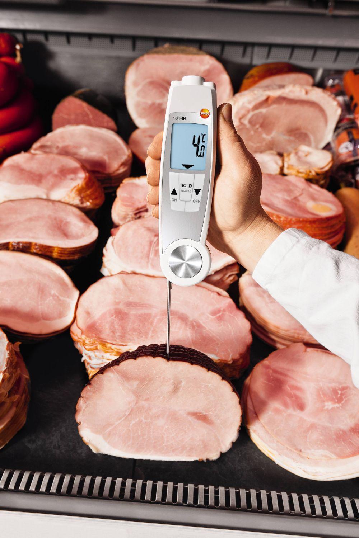 testo 104-IR temperatuur meetinstrument
