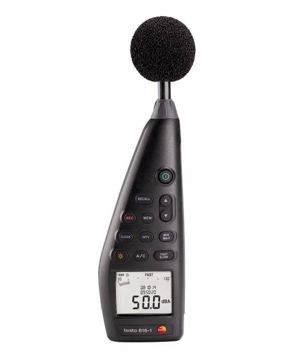 testo 816-1 - Sonomètre classe 2