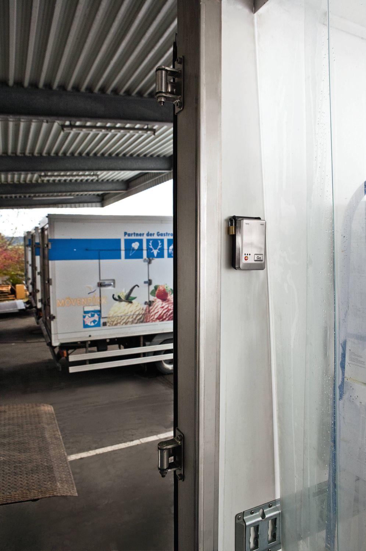 Monitorización de almacenes frigoríficos con el testo 176 T1